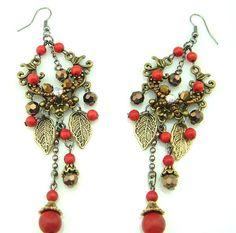 """""""My pride"""" earrings"""