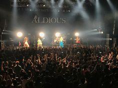 PURE ROCK JAPAN 2017   Aldious サワ オフィシャルブログ「サワポと秘密のにゃん★ぶろぐ」Powered by Ameba