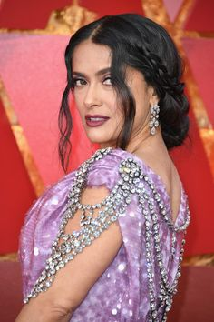 Salma Hayek Photos - Salma Hayek Pinault attends the 90th Annual Academy Awards at Hollywood & Highland Center on March 4, 2018 in Hollywood, California. - 90th Annual Academy Awards - Arrivals