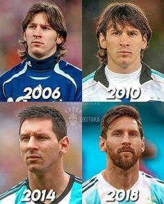 """ᴛɪᴋɪᴛᴀᴋᴀ.ᴇsᴘ⏺️ (@tikitaka.esp) adicionou uma foto à sua conta do Instagram: """"¿Mejor look de Messi?🤣 ______________________________________________ Sígueme y activa las…"""" Messi Soccer, Soccer Memes, Football Quotes, Football Is Life, Football S, Messi 10, Soccer Boys, American Football, Messi Life"""