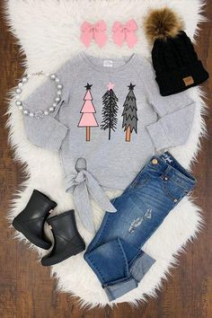 Shop cute kids clothes and accessories at Sparkle In Pink! With our variety of kids dresses, mommy + me clothes, and complete kids outfits, your child is going to love Sparkle In Pink! Little Girl Outfits, Kids Outfits Girls, Little Girl Fashion, Toddler Fashion, Toddler Outfits, Kids Fashion, Fashion 2016, Fashion Trends, Carters Baby Clothes