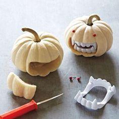 Next year's pumpkins