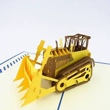 Image result for 3d truck pop up cards template