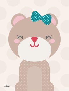 urso, ursinho , infantil