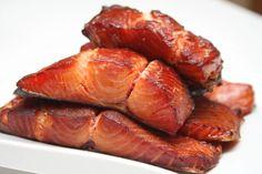 Smoked Salmon Brine, Smoked Salmon Recipes, Trout Recipes, Spicy Salmon, Smoked Trout, Smoked Fish, Spicy Recipes, Appetizer Recipes, Appetizers