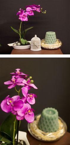 Hiç bakım istemeyen ve hiç solmayan harika bir orkide hangi annenin hayali değildir ki? Gerçeğinden ayırt edemeyeceğiniz, bu orkide hayal değil gerçek!