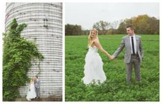Woodland Barn Wedding