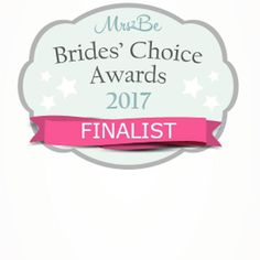 We're FINALISTS! We're delighted to be in the next round of the Awards Irish Wedding, Choice Awards, Wedding Gifts, Brides, Marriage, Weddings, Design, Wedding Day Gifts, Valentines Day Weddings