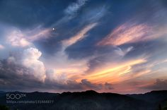 Clouds and colors by rudimajerle. @go4fotos