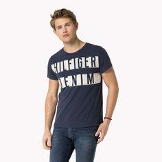 Hilfiger Denim T-shirt | BLACK IRIS | Tommy Hilfiger® | 8719111832395
