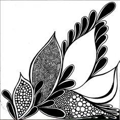 Zentangle es una técnica de relajación a través del dibujo libre. Nos ayuda a desestresarnos, a focalizar y a ser más creativos a través del dibujo.