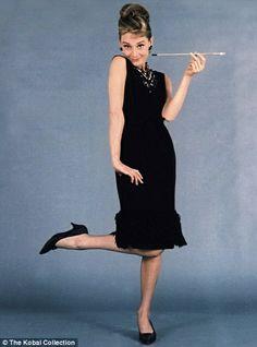 La reina del estilo clásico: Audrey Hepburn