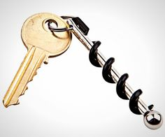 12 Keychains That Do More Than Decorate Your Keys via Brit + Co.