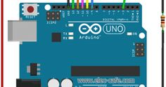 The data from Sensor send to Arduino UNO and then displaying the humidity and temperature on the LCD Display. Parts List Arduino UNO LCD display Automatic Watering System, Temperature And Humidity, Arduino, Display, Led, Easy, Floor Space, Auto Watering System, Billboard