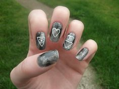 The Neighbourhood I Love You Album Nail Art The by TheRetroCity, €8.00