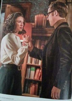 Claire and Frank--Season 3 Outlander-Voyager