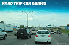 road trip car games