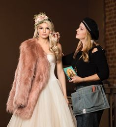 A Queen's Guide to Pageant Makeup - Pageant Planet Sherri Jessee and her model Ashley. Hair And Makeup Artist, Hair Makeup, Miss Virginia, Pageant Makeup, Beauty Emporium, Subtle Makeup, Miss America, Beauty Queens, Get The Look