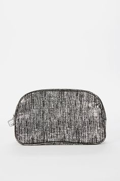 The Travel Cosmetic Bag neceser metálico muy navideño, ideal para tu amiga invisible.  #Fableticswishlist #FableticsES