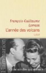 L'année des volcans par François-Guillaume Lorrain