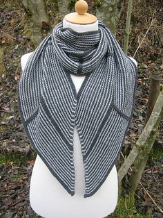 Ravelry: Project Gallery for Clockwork pattern by Stephen West