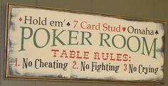 poker 5 card stud handsome man