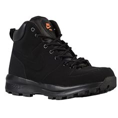 low priced 61c8d ee479 NIKE ACG MANOA (Black Nubuck) Nike Acg Boots, Nike Shoes For Sale,