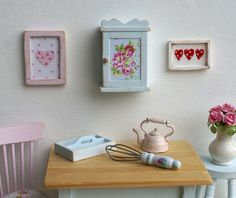 More Shabby Chic Miniatures, via Flickr.