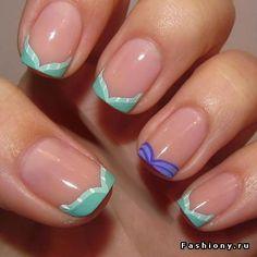 Ariel, Disney nail art
