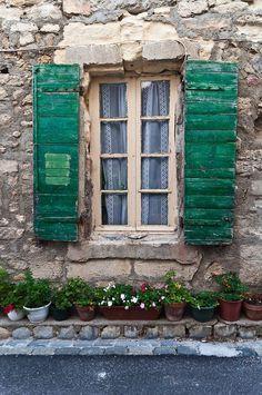 Na região da Provença, França.