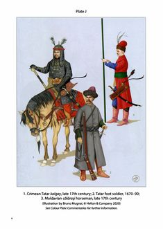 Golden Horde, Historical Costume, Military Art, Eastern Europe, 17th Century, Romania, Renaissance, Medieval, Empire