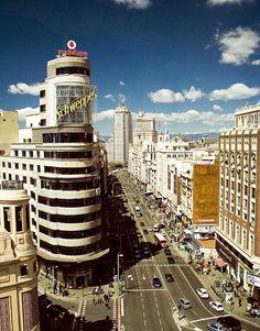 Callao and Gran Vía, Madrid | Spain (by Kris *)