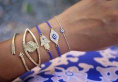 DIY Tutorial DIY Nautical Rope / DIY Ombre celtic knot bracelet - Bead&Cord