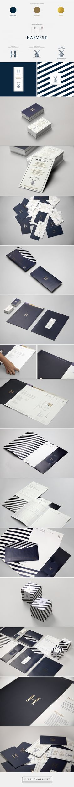 Harvest on Behance... - a grouped images picture - Pin Them All