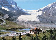 Athabaska glacier