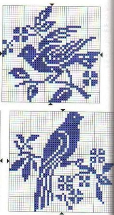 Embroidery patterns animal stitches new ideas Cross Stitch Bird, Cross Stitch Samplers, Cross Stitch Animals, Cross Stitch Charts, Modern Cross Stitch Patterns, Cross Stitch Designs, Cross Stitching, Cross Stitch Embroidery, Embroidery Patterns