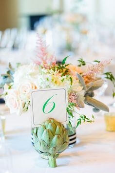 Think abstractly: http://www.stylemepretty.com/little-black-book-blog/2014/01/22/8-tips-to-beautiful-wedding-flowers-on-a-small-budget/