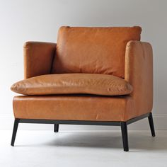 Lewis Classic Leather Chair - Collect Living