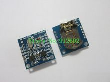 Tiny RTC I2C modules 24C32 memory DS1307 clock RTC module (with out battery) for arduino good quality low price(China (Mainland))