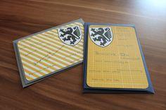 Braunschweig-Karten  für einen card exchange :-)