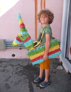 The sweetest little pinata ever!