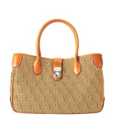 Dooney & Bourke...I only have one of their purses and it has to last me until my kids move out! =)