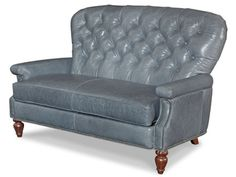 Shop for Bradington Young Stationary Settee 8-Way Tie, 799-85, and other Living Room Settees at Englishman's Interiors in Dallas, TX. Alluring charm and an adaptable build come together to create this settee.  With a versatile design and attractive looks, this settee makes an attractive addition.