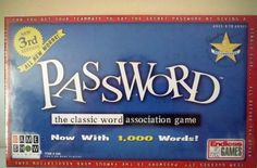 PASSWORD 3rd Edition ** Check out the image by visiting the link.Note:It is affiliate link to Amazon.