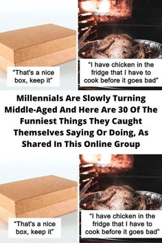 #Millennials Are Slowly Turning #Middle-Aged And Here Are 30 Of The #Funniest Things They Caught Themselves Saying Or #Doing, As Shared In This Online #Group