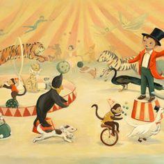 Dream Animals Circus Dream
