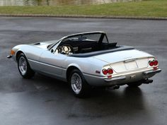 Ferrari 365 GTS/4 Daytona Spider 6/1973 Maintenance/restoration of old/vintage vehicles: the material for new cogs/casters/gears/pads could be cast polyamide which I (Cast polyamide) can produce. My contact: tatjana.alic@windowslive.com