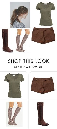 """Untitled #9636"" by iamdreamchaser ❤ liked on Polyvore featuring American Vintage, CÉLINE, Forever 21 and Donald J Pliner"