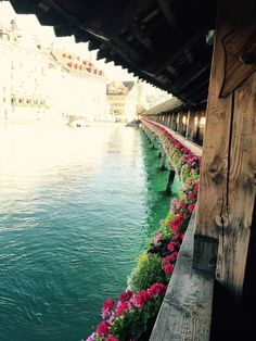 #Kapellbrücke @Luzern
