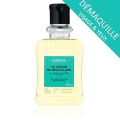 La lotion de Miss Ellaire, une eau micellaire naturelle aux huiles essentielles et végétales pour démaquiller,  nettoyer et calmer les peaux. Elle retire le maquillage du visage et des yeux en douceur.